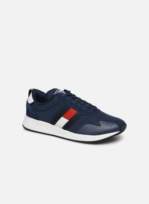 Sneakers Tommy Hilfiger FLAG FLEXI TOMMY JEANS SNEAKER Blauw detail