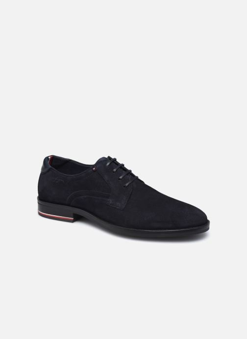 Veterschoenen Heren SIGNATURE HILFIGER SUEDE SHOE