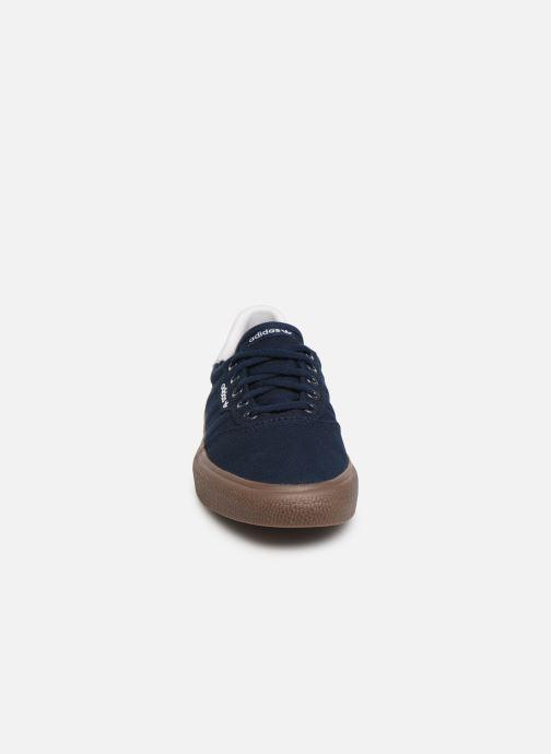 Sneakers adidas originals 3Mc W Azzurro modello indossato