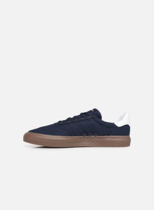 Sneakers adidas originals 3Mc W Azzurro immagine frontale