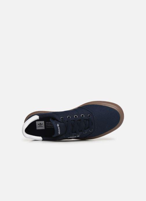 Sneakers adidas originals 3Mc W Azzurro immagine sinistra