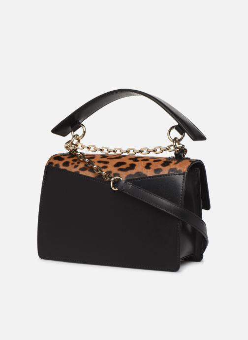 Sacs à main Karl Lagerfeld KARL SEVEN SHOULDER BAG Noir vue droite
