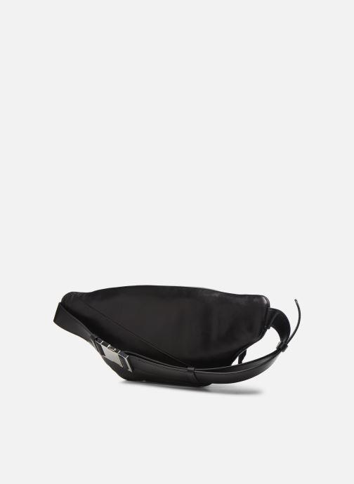 Petite Maroquinerie Karl Lagerfeld K/ODINA BUMBAG Noir vue droite