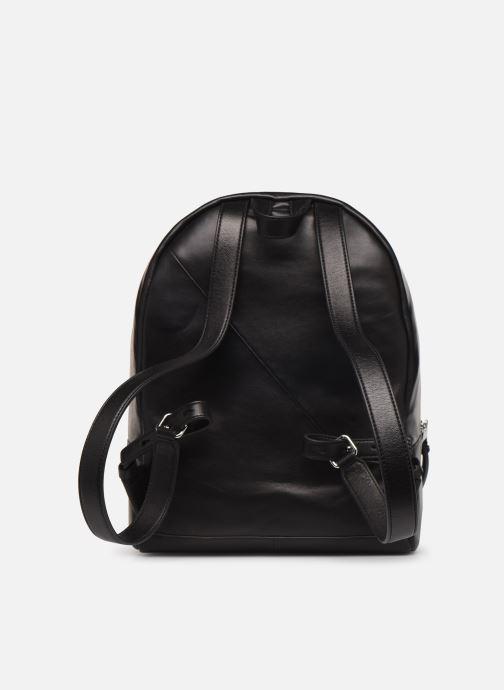 Sacs à dos Karl Lagerfeld K/ODINA BACKPACK Noir vue face