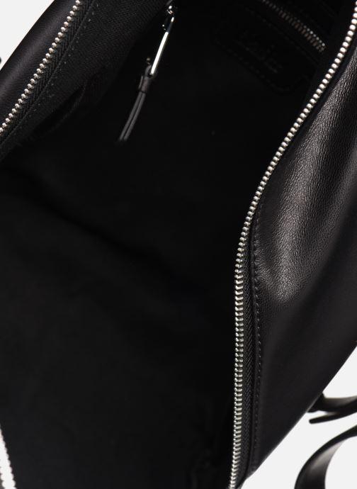 Sacs à dos Karl Lagerfeld K/ODINA BACKPACK Noir vue derrière