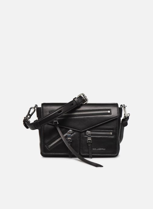 Sacs à main Karl Lagerfeld K/ODINA SMALL CROSSBODY Noir vue détail/paire