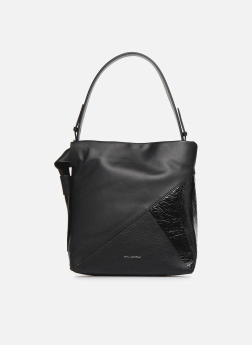 Sacs à main Karl Lagerfeld K/GEO HOBO Noir vue détail/paire