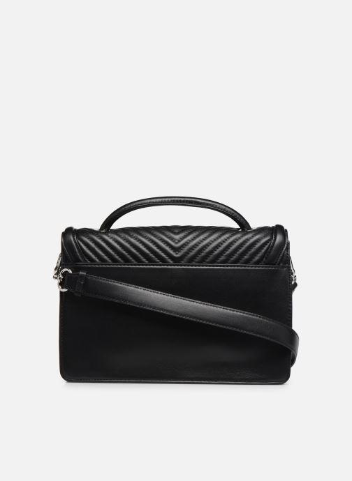 Sacs à main Karl Lagerfeld K/KLASSIC QUILTED SHOULDER BAG Noir vue face