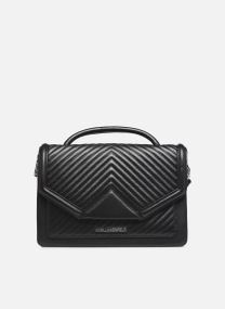 K/KLASSIC QUILTED SHOULDER BAG