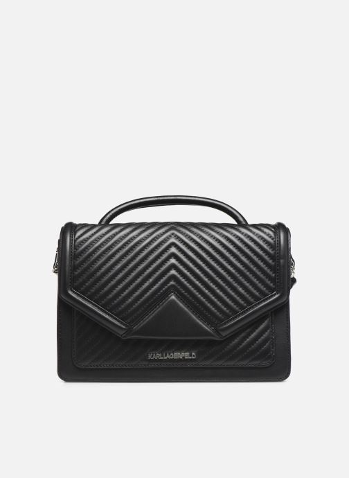 Sacs à main Karl Lagerfeld K/KLASSIC QUILTED SHOULDER BAG Noir vue détail/paire