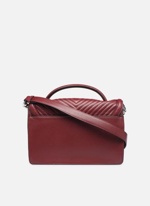 Borse Karl Lagerfeld K/KLASSIC QUILTED SHOULDER BAG Bordò immagine frontale