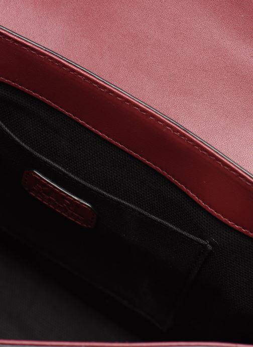 Borse Karl Lagerfeld K/KLASSIC QUILTED SHOULDER BAG Bordò immagine posteriore