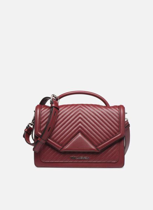 Borse Karl Lagerfeld K/KLASSIC QUILTED SHOULDER BAG Bordò vedi dettaglio/paio