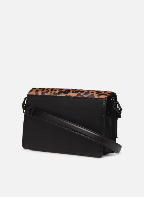 Borse Karl Lagerfeld K/SIGNATURE  SHOULDER BAG Nero immagine destra