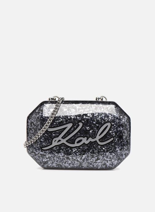 Sacs à main Karl Lagerfeld K/SHINE MINAUDIERE Noir vue détail/paire
