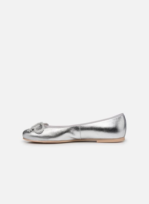 Ballerines Pretty Ballerinas 35663 Argent vue face