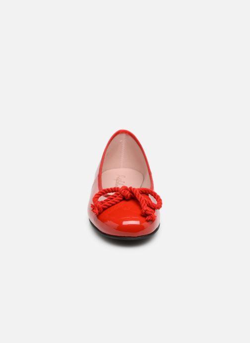 Bailarinas Pretty Ballerinas 35663 Rojo vista del modelo