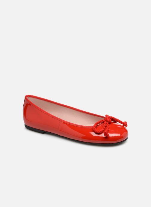Bailarinas Pretty Ballerinas 35663 Rojo vista de detalle / par