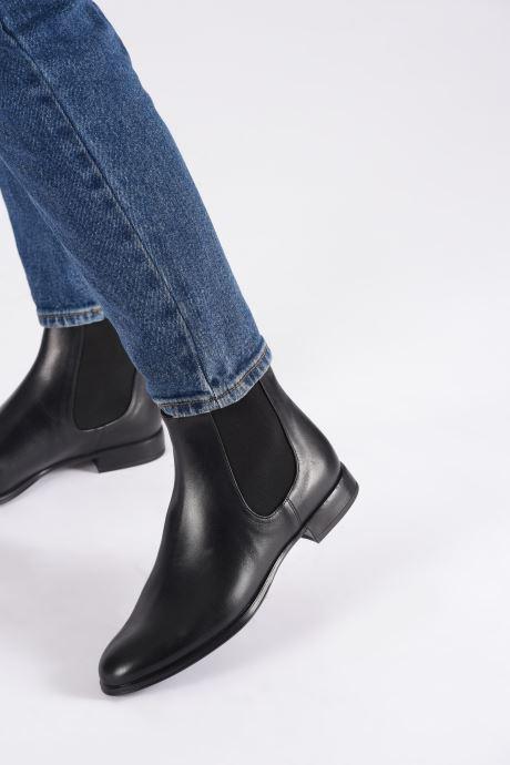 Bottines et boots Pretty Ballerinas 47572 Noir vue bas / vue portée sac