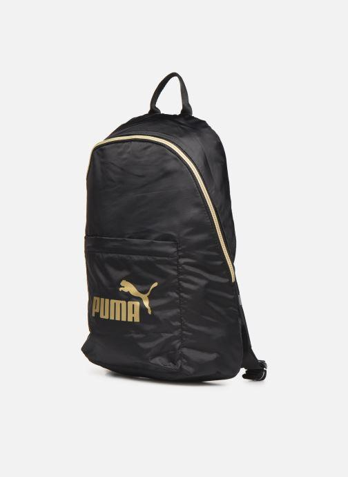 Mochilas Puma WMN CS Backpack Negro vista del modelo