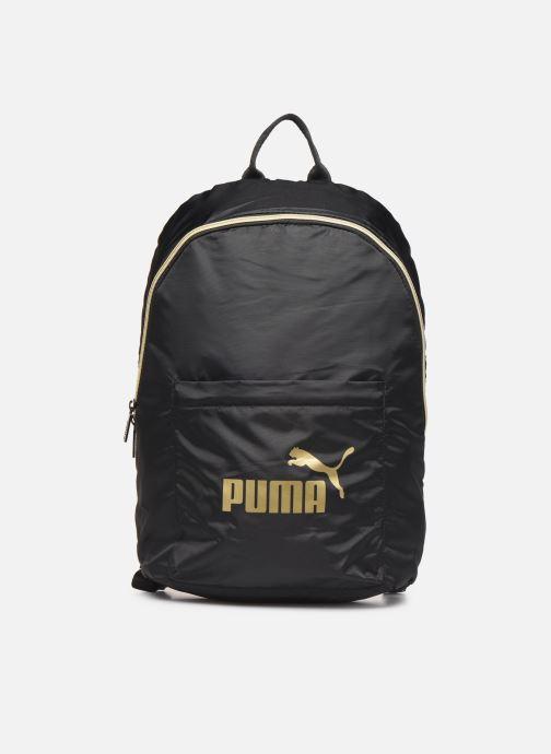 Mochilas Puma WMN CS Backpack Negro vista de detalle / par