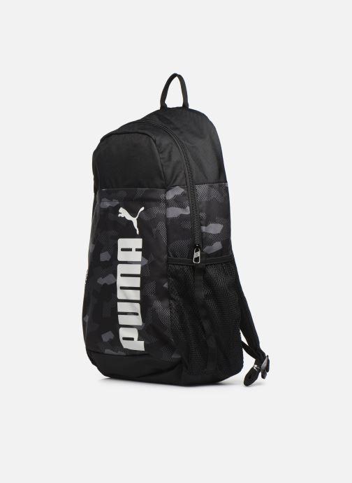 Mochilas Puma Style Backpack Negro vista del modelo