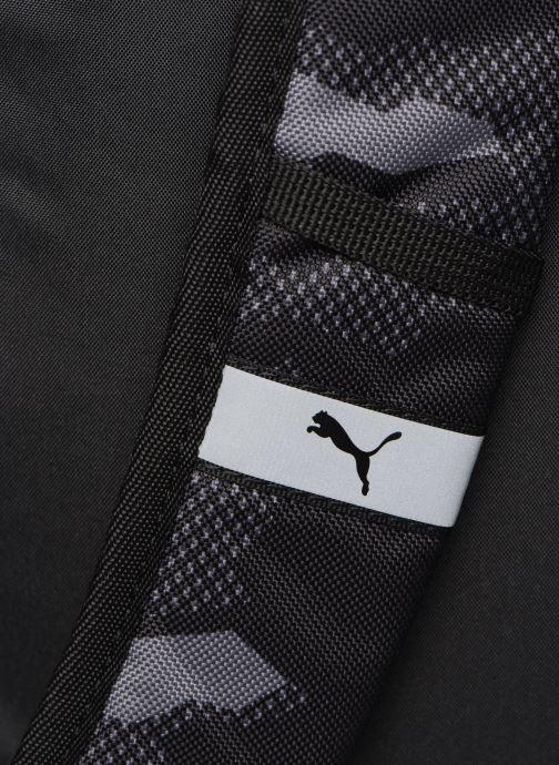 Mochilas Puma Style Backpack Negro vista lateral izquierda