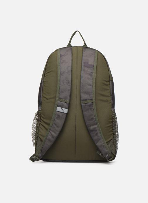 Mochilas Puma Style Backpack Verde vista de frente