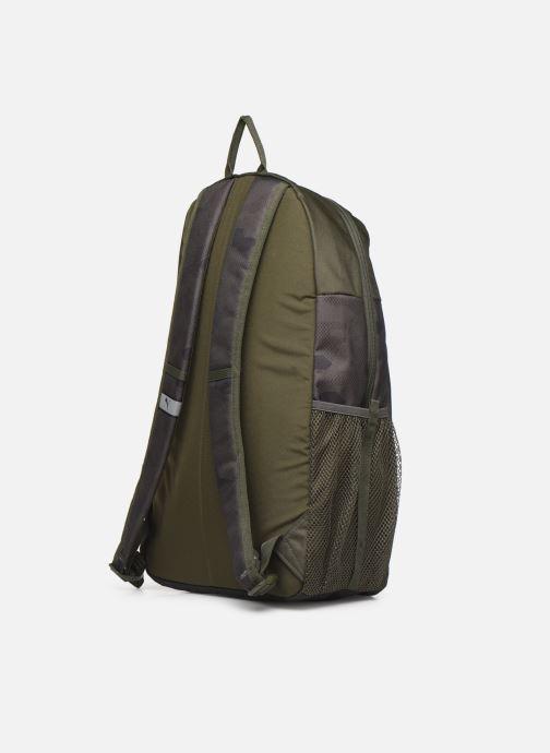 Mochilas Puma Style Backpack Verde vista lateral derecha
