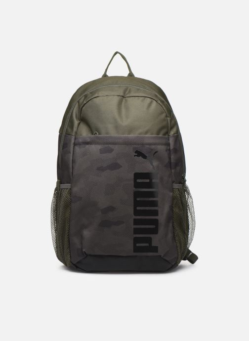Mochilas Puma Style Backpack Verde vista de detalle / par