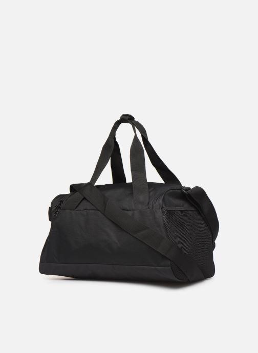 Sporttaschen Puma CHALLENGER DUFFLE BAG XS schwarz ansicht von rechts