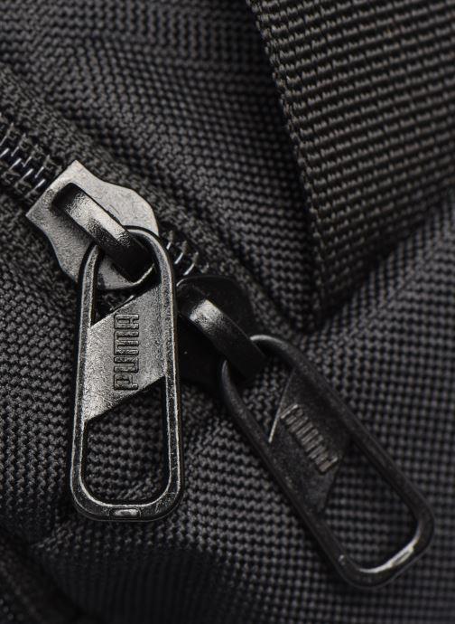 Sporttaschen Puma CHALLENGER DUFFLE BAG XS schwarz ansicht von hinten