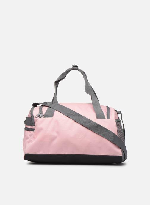 Bolsas de deporte Puma CHALLENGER DUFFLE BAG XS Rosa vista de frente