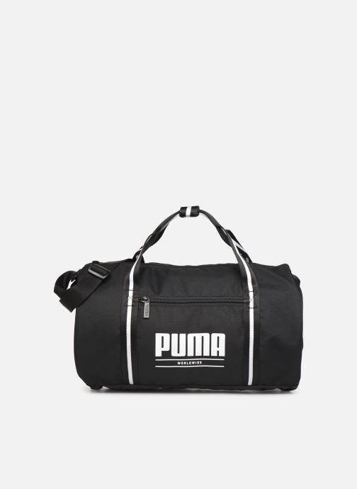 Bolsas de deporte Puma WMN CB BARREL BAG Negro vista de detalle / par