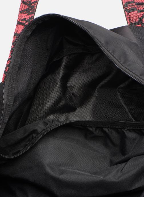 Sports bags Puma AT ESS BARREL BAG Black back view