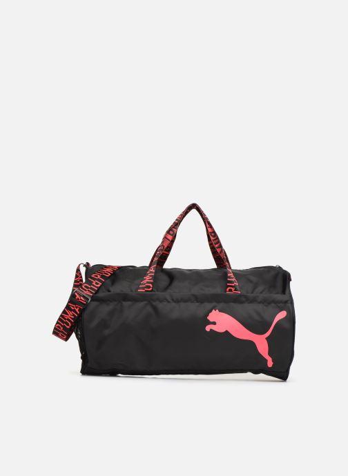 Sports bags Puma AT ESS BARREL BAG Black detailed view/ Pair view