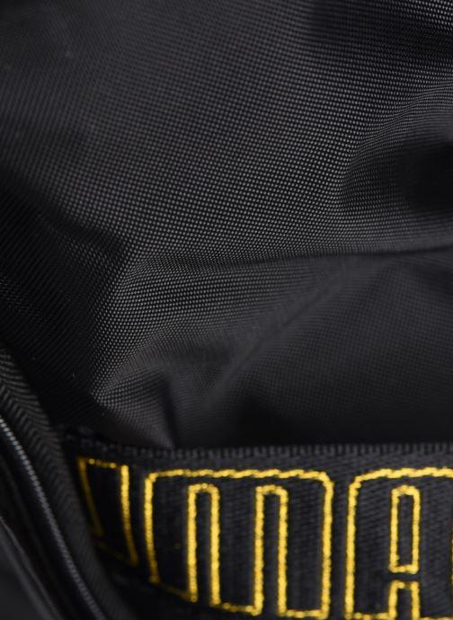 Bolsas de deporte Puma AT ESS BARREL BAG Negro vista lateral izquierda