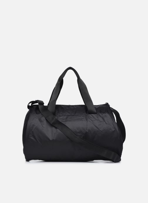 Sporttaschen Puma AT ESS BARREL BAG schwarz ansicht von vorne