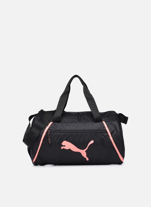 Sporttaschen Puma AT ESS BARREL BAG schwarz detaillierte ansicht/modell