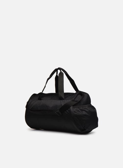 Sporttaschen Puma AT ESS BARREL BAG schwarz ansicht von rechts
