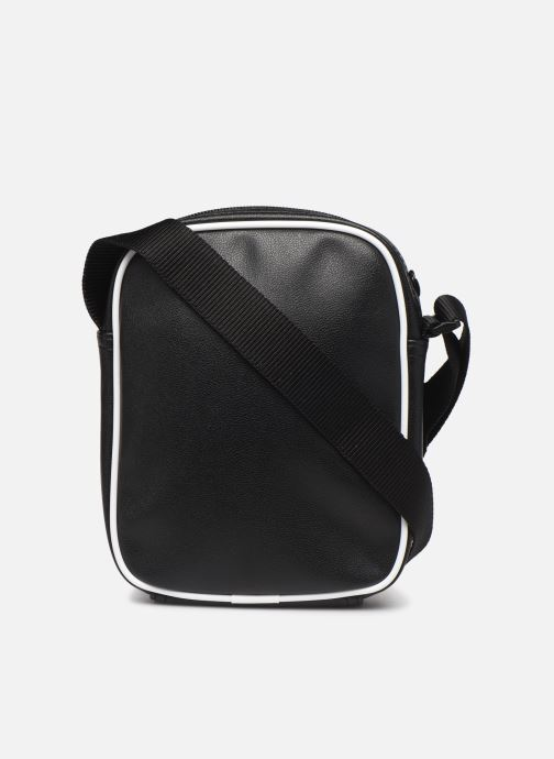 Men's bags Puma CAMPUS PORTABLE RETRO Black front view