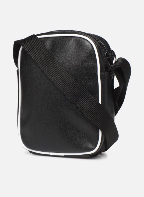 Men's bags Puma CAMPUS PORTABLE RETRO Black view from the right