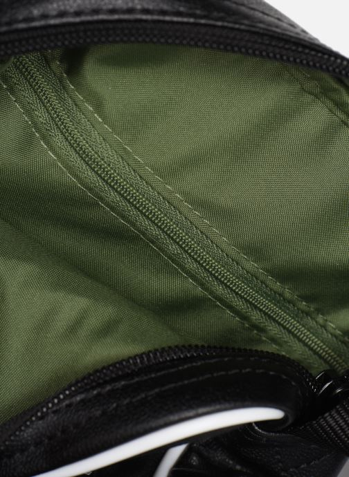 Herrentaschen Puma CAMPUS PORTABLE RETRO schwarz ansicht von hinten