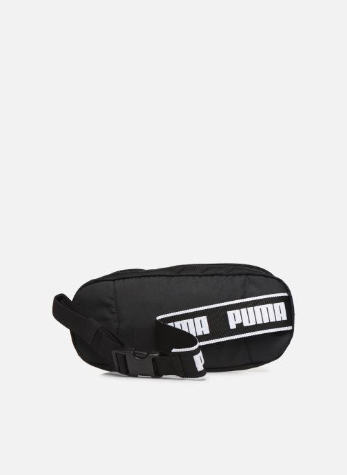 Kleine lederwaren Puma SOLE WAIST BAG Zwart voorkant