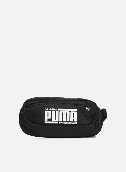 Kleine lederwaren Puma SOLE WAIST BAG Zwart detail