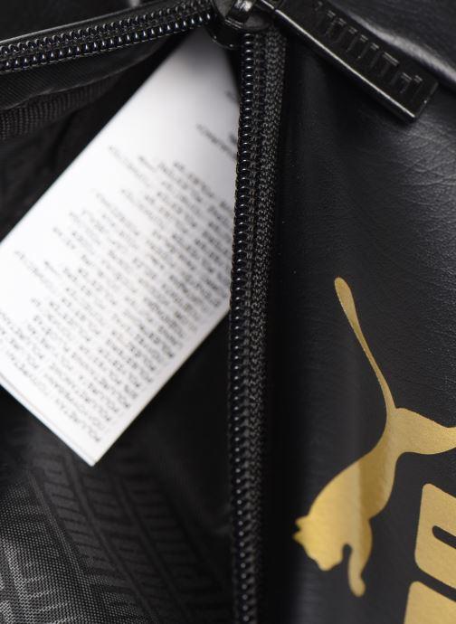 Kleine lederwaren Puma WMN CORE UP WAISTABG Zwart achterkant
