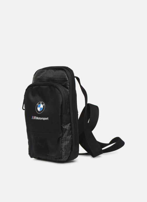 Herrentaschen Puma BMW M MOTORSPORT S PORTABLE schwarz schuhe getragen