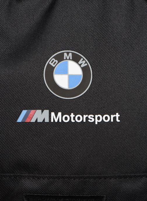 Herrentaschen Puma BMW M MOTORSPORT S PORTABLE schwarz ansicht von links