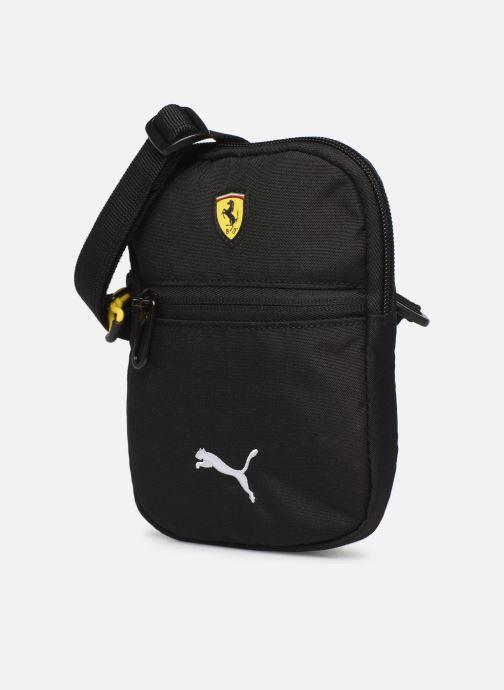 Herrentaschen Puma SF FANWEAR MINI PORTABLE schwarz schuhe getragen