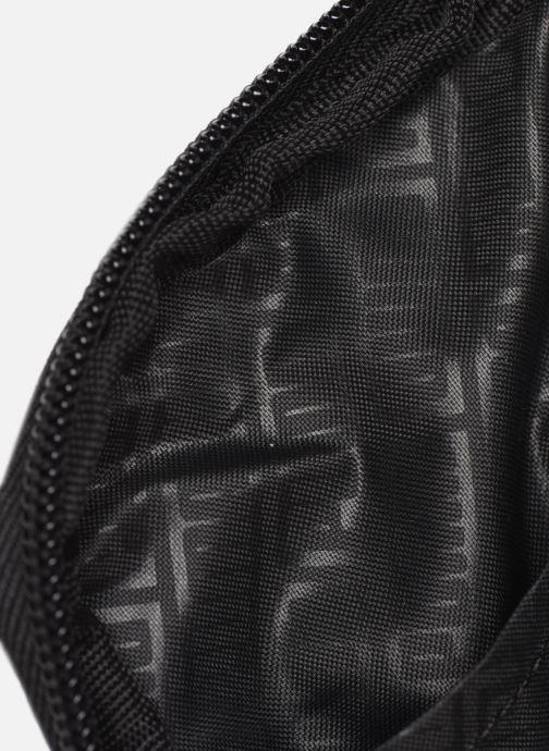Herrentaschen Puma SF FANWEAR MINI PORTABLE schwarz ansicht von hinten